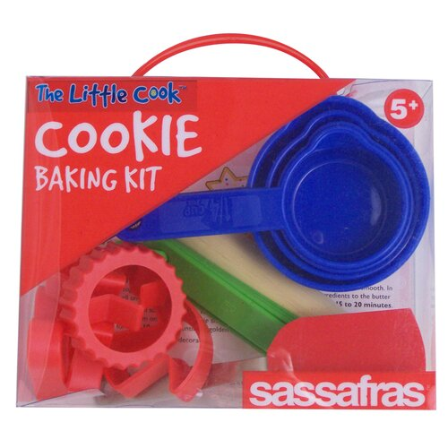 The Little Cook Cookie Basic Baking Kit
