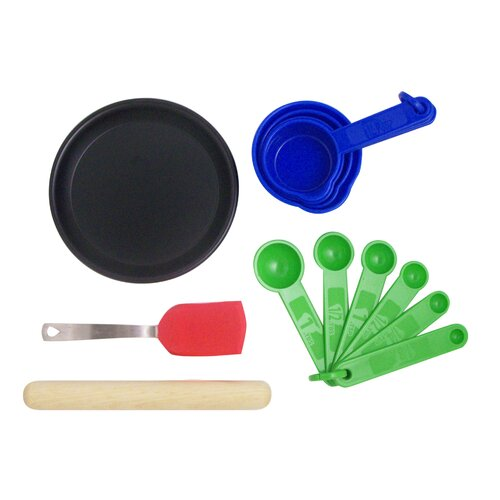 The Little Cook Pizza Basic Baking Kit