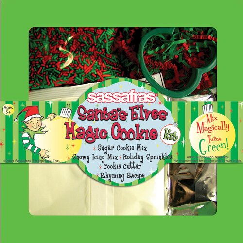 Sassafras Magic Elves Cookie Set
