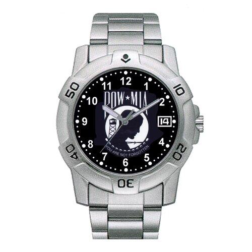 RAM Instrument Chrome Military Watch