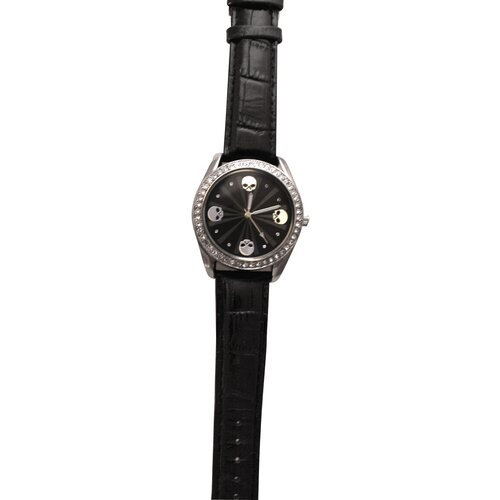 RAM Instrument Highway Honey Women's Watch with Mini Skulls Emboss