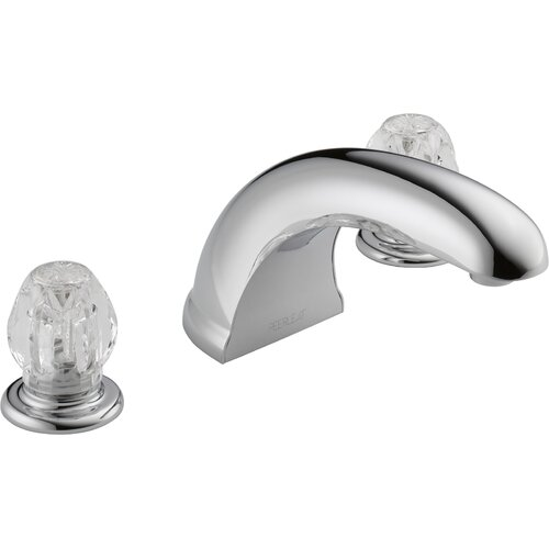 Peerless Faucets Double Handle Deck Mount Roman Tub Faucet Trim