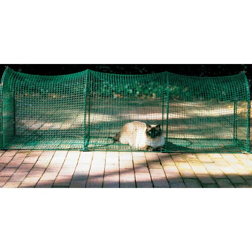 Kittywalk Systems Deck & Patio™ Outdoor Pet Play Enclosure