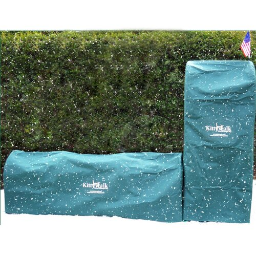 Kittywalk Systems Outdoor Protective Cover for Town and Country Collection