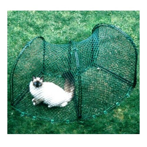 Kittywalk Systems Curves Pet Play Enclosure