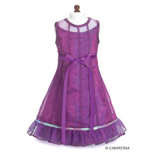 Carpatina American Girl Dolls Holiday Party Dress