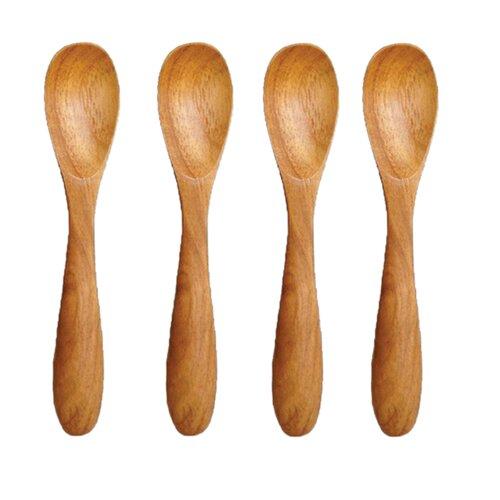 Teak Spoon (Set of 4)
