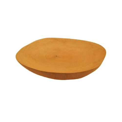 Be Home Mango Wood Plate