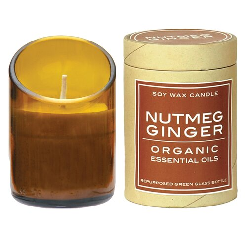 Nutmeg Ginger Votive