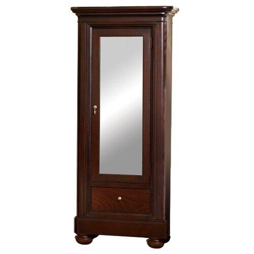 28 Quot X 68 Quot Linen Cabinet Wayfair