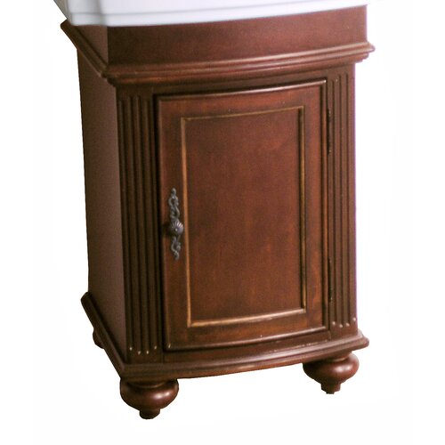 "Kaco International Arlington 24"" Single Door Bathroom Vanity Base"