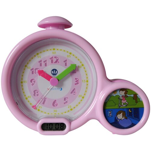 KidSleep My First Alarm Clock in Pink