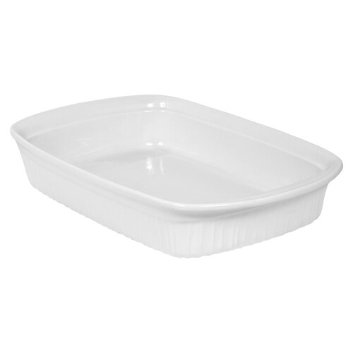 Corningware French White Baking Dish