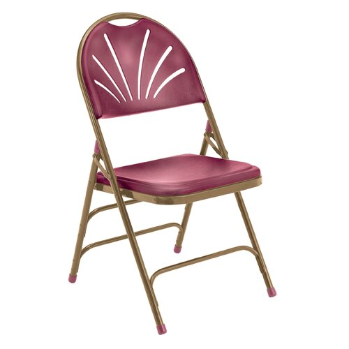 National Public Seating Series 1100 Fan-Back Polyfold Chair