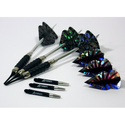 Accudart Grip-It Dart Set with Soft Tip