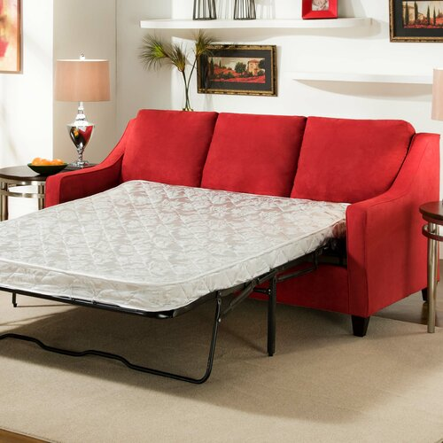 Simmons Sleeper Sofa: Simmons Upholstery Twillo Full Sleeper Sofa & Reviews