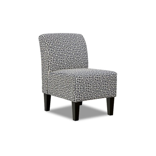 Simmons Rock And Roll Armless Accent Chair: Simmons Upholstery Lorenzo Armless Chair & Reviews