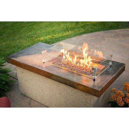 Artisan Fire Table