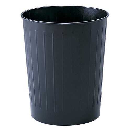 Safco Products Company 5.88-Gal. Round Wastebasket