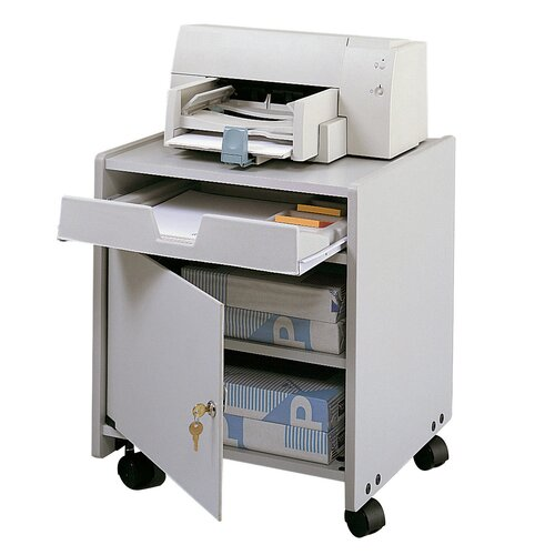 Safco Products Company Office Machine Mobile Floor Stand