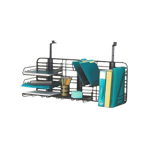 Safco Products Company Gridworks Compact Office Organization System