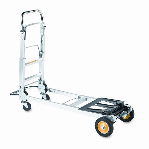 Safco Products Company Hide-Away Convertible Hand Truck