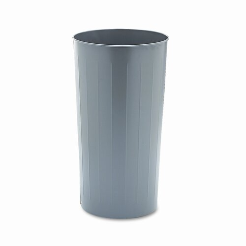 Safco Products Company Fire-Safe Round Wastebasket, 20 Gal
