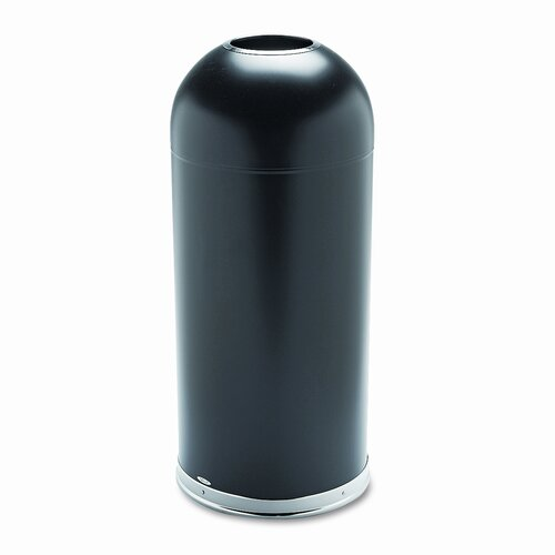 Open-Top Dome Round Receptacle