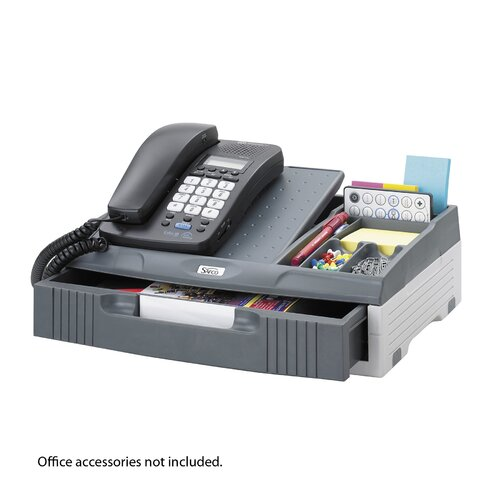 Safco Products Company Telephone Organizer Stand