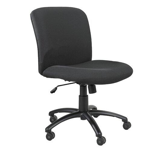 Safco Products Company Uber Big and Tall Mid-Back Office Chair