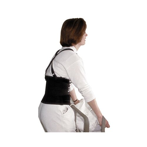Safco Products Company Impact Standard Medium Back Support Belt
