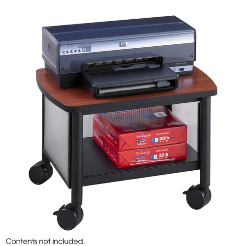 Safco Products Company Impromptu Under Table Printer Stand