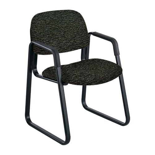 Safco Products Company Cava Urth Guest Chair with Straight Leg