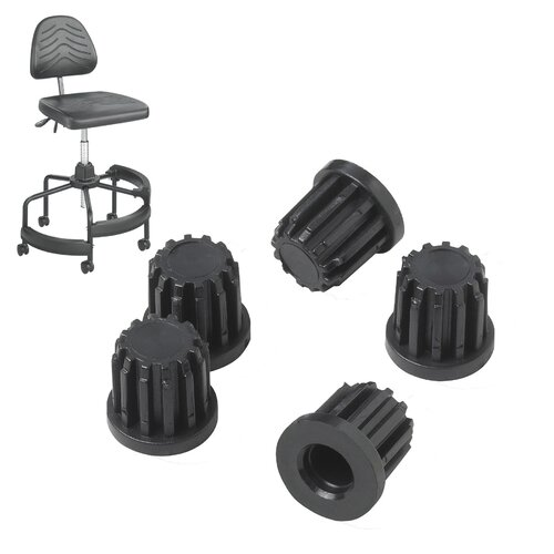 Safco Products Company TaskMaster Tubular Base Inserts