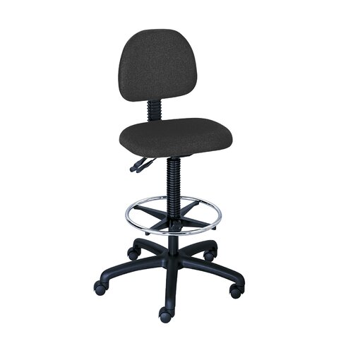 Safco Products Company Trenton Multi-Task Swivel Stool, Seat: 23-33