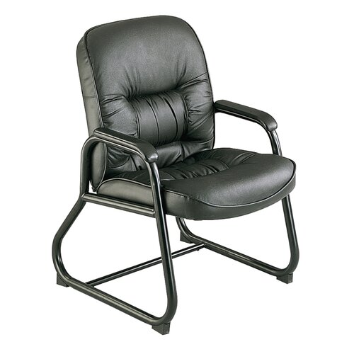 Safco Products Company Serenity Series Leather Office Chair