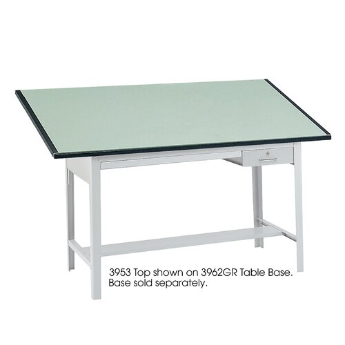Safco Products Company Precision Drafting Rectangular Table Top