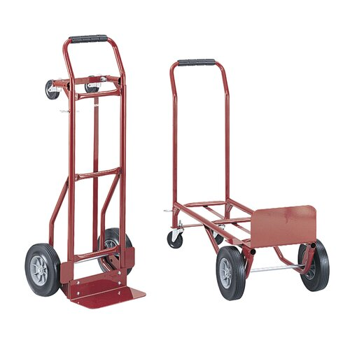 Safco Products Company Two-Way Convertible Hand Truck