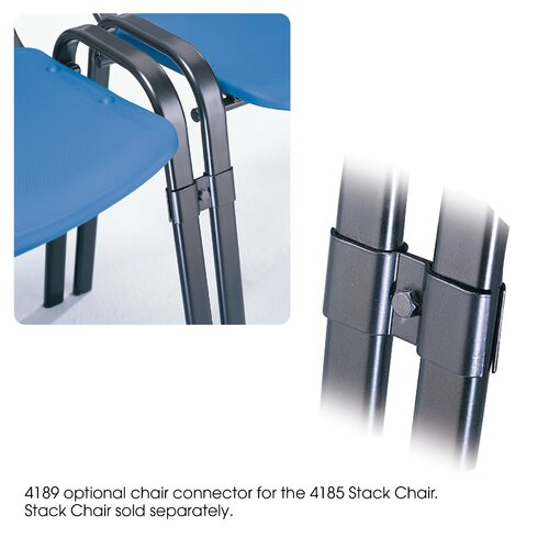 Safco Products Company Chair Connector for Contour Stack Chairs