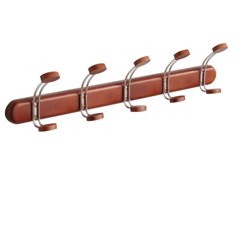 Safco Products Company Bamboo Coat Rack