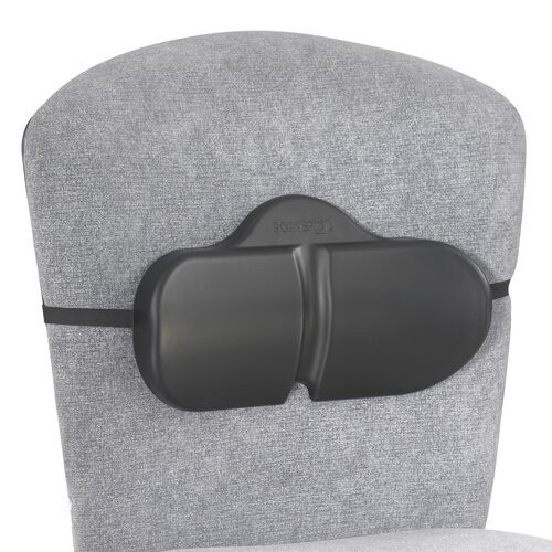 Safco Products Company SoftSpot Lumbar Roll Backrest with Strap