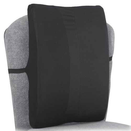 Safco Products Company Remedease Full Height Back Rest with Strap