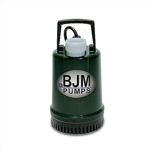 0.15 HP Submersible Dewatering Pump with Ball Type Built-In Float Switch with 50' Cord