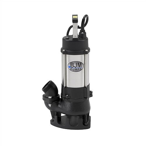 0.5 HP Submersible Solids Handling Pump