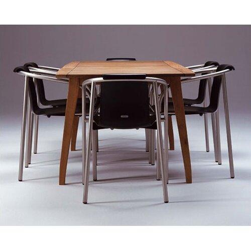 Skagerak Denmark Teak Ballare Dining Table with Joint Filler