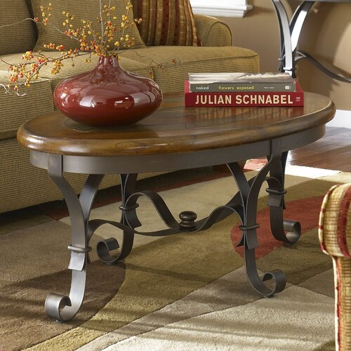 Riverside Furniture Stone Forge Coffee Table