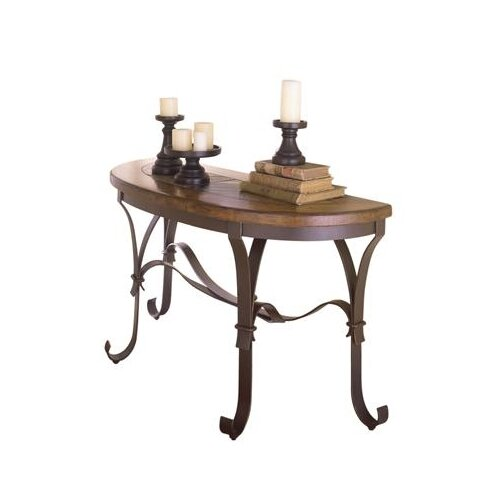 Riverside Furniture Stone Forge Console Table