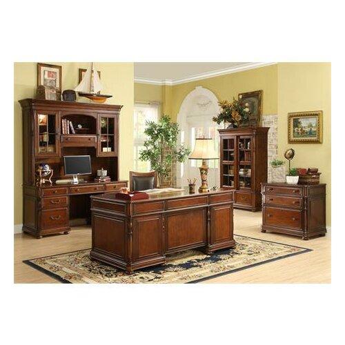 Riverside Furniture Bristol Court 3-Drawer  File Cabinet