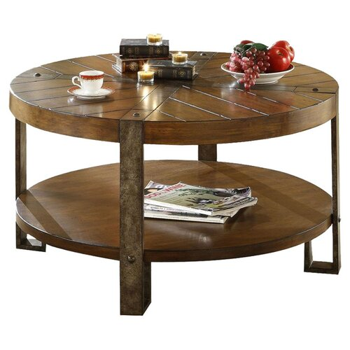 Riverside Furniture Sierra Round Coffee Table