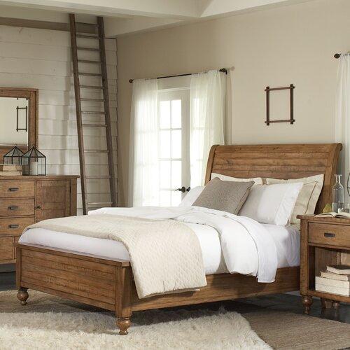 Riverside Furniture Summerhill Sleigh Headboard